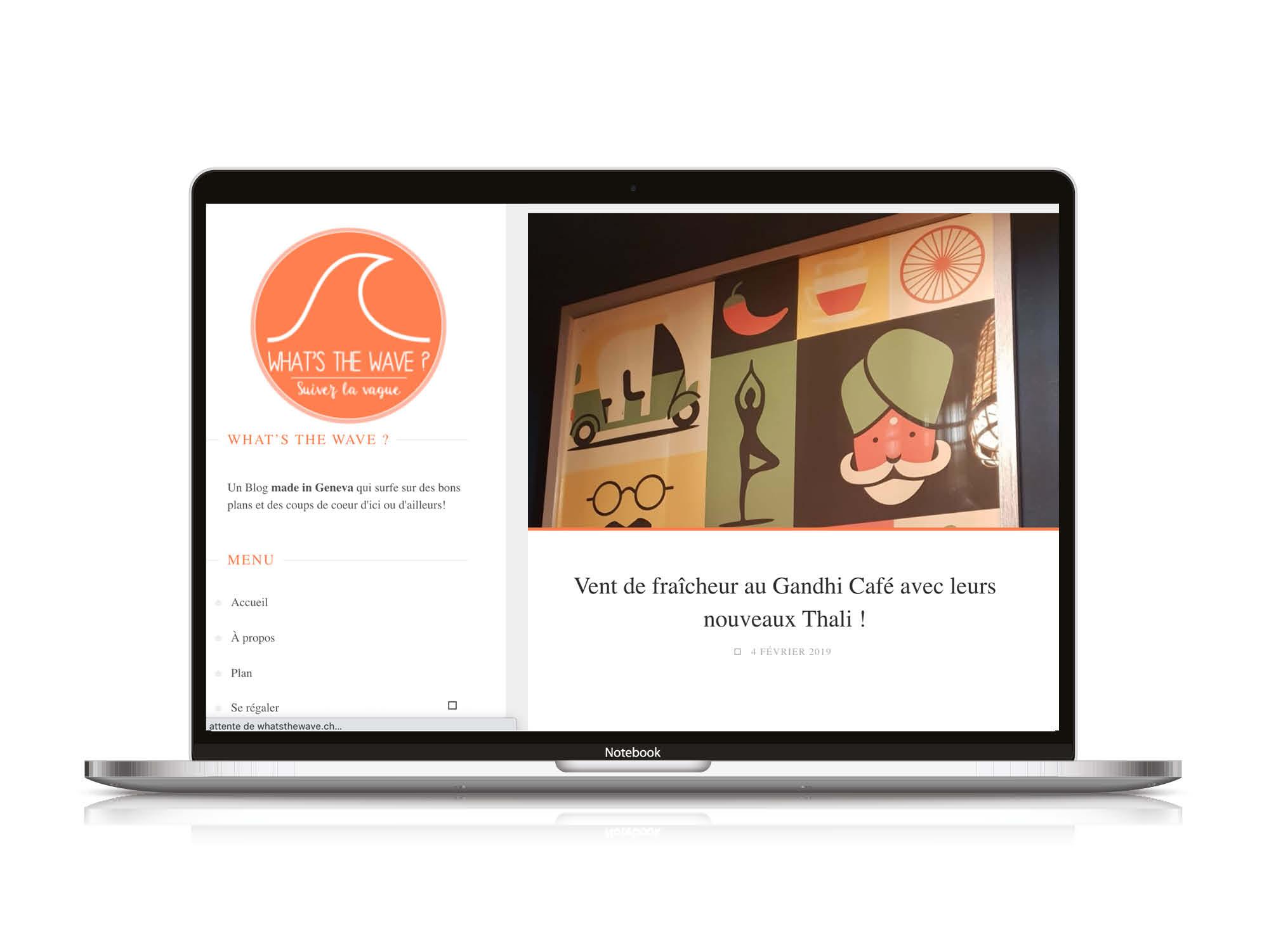 Blog Gault & Millau Café Gandhi Geneve